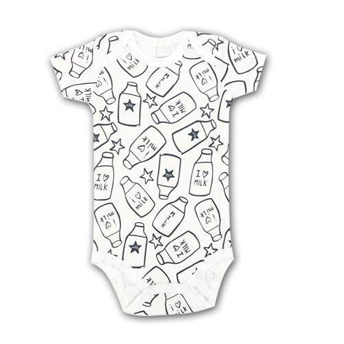 Baby Bodysuits Girl Baby Clothes Summer Infant Short Sleeve Jumpsuit Body for Babies Newborns Cotton Baby Clothing - KiddyLanes