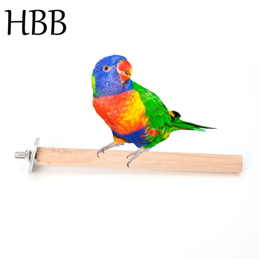 Pet Bird Nest Parrot Chew Toy Wooden Hanging Swing Cages Rope Bell Cockatiel Parakeet For Parrot Squirrel Parakeet Accessories - KiddyLanes