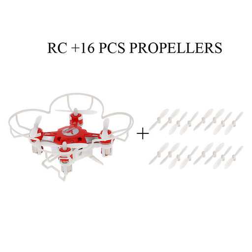 Original 124 Micro Pocket RC Drone 4CH 6Axis Gyro Switchable Controller Mini Quadcopter RTF RC Helicopter Quad Kids Toys - KiddyLanes