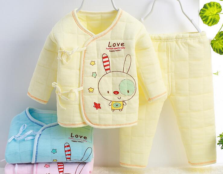 2 PCs per pack Newborn Baby Clothing Set - KiddyLanes