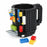 1Pc 12oz Build-On Brick Mug Lego Type Building Blocks Coffee Cup DIY Block Puzzle Mug Portable Drinkware Drinking Mug 4 Colors - KiddyLanes