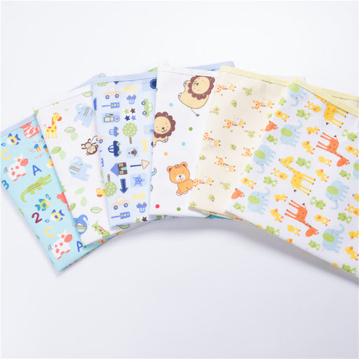 Newborn Baby Changing Pad Infant Child Bed Waterproof Cloth Diaper Inserts Crib Reusable Cotton Durable Washable Urine Mat Cover - KiddyLanes