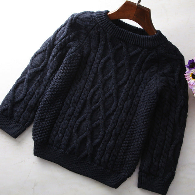children autumn and winter warm clothes boys and girls thick