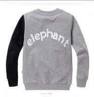Boys Long Sleeve Elephanto Sweatshirt