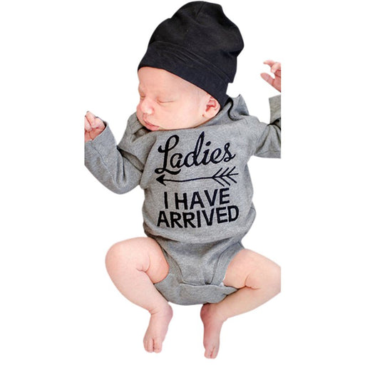0-18M Toddler Baby Cotton Clothes Girls Boys Bodysuit Jumpsuit Sleepsuit Children Outfits - KiddyLanes