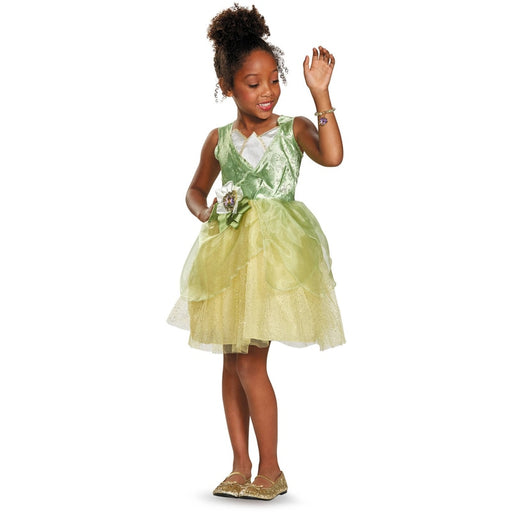 a7992ff64 Darling Princess And The Frog Tiana Classic Child Halloween Costume