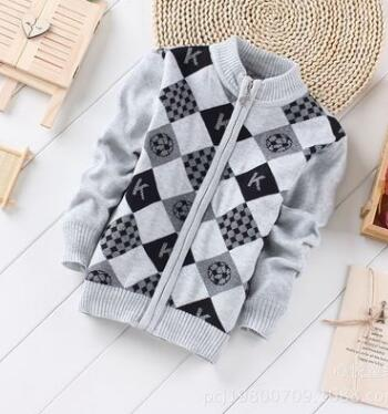 Children Sweater Kids Unisex Cardigans