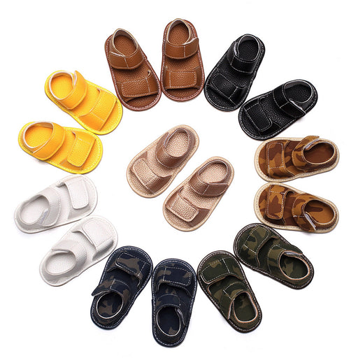 Hot Popular Tassel Baby Moccasins Leather Baby Boy Shoes Infant Toddler Girl Shoes Newborn Crib Babe Camouflage Shoes - KiddyLanes