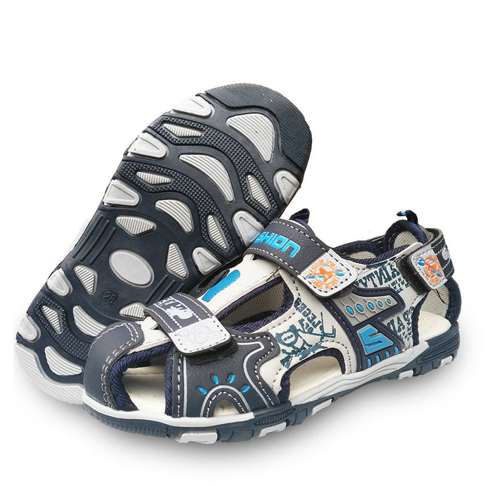 PU BOY arch support Children Sandals  shoes, Kids/child's Summer Shoes