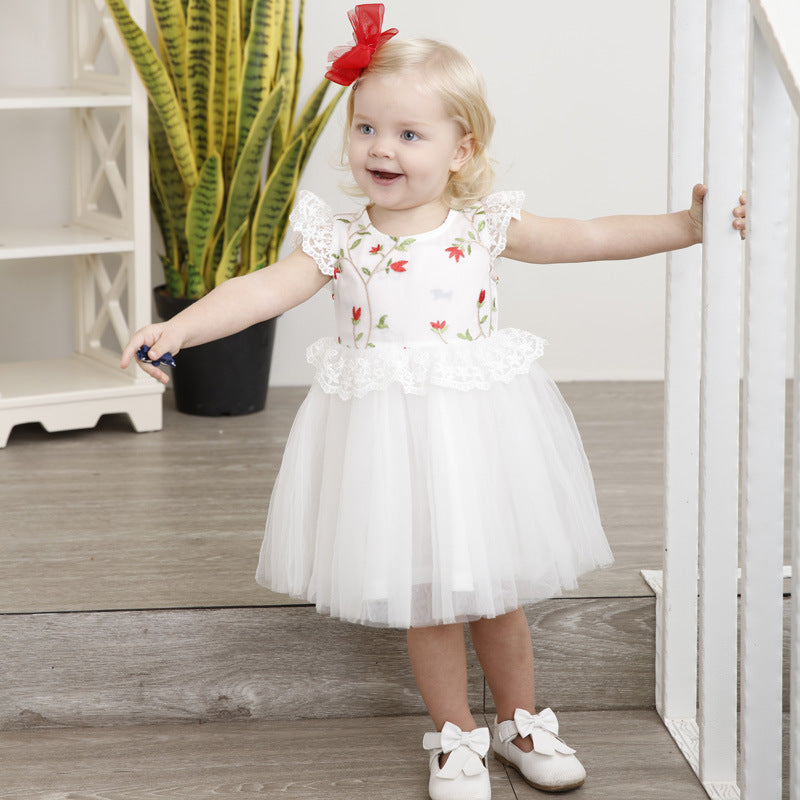30e403883b9 Baby Girls Summer Dress Beautiful Tutu Dress For Newborn Toddler