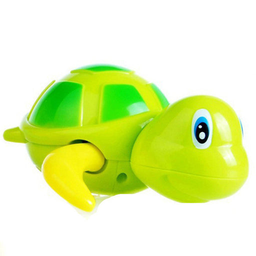 Swimming Turtle Wound-up Chain Bath Toy