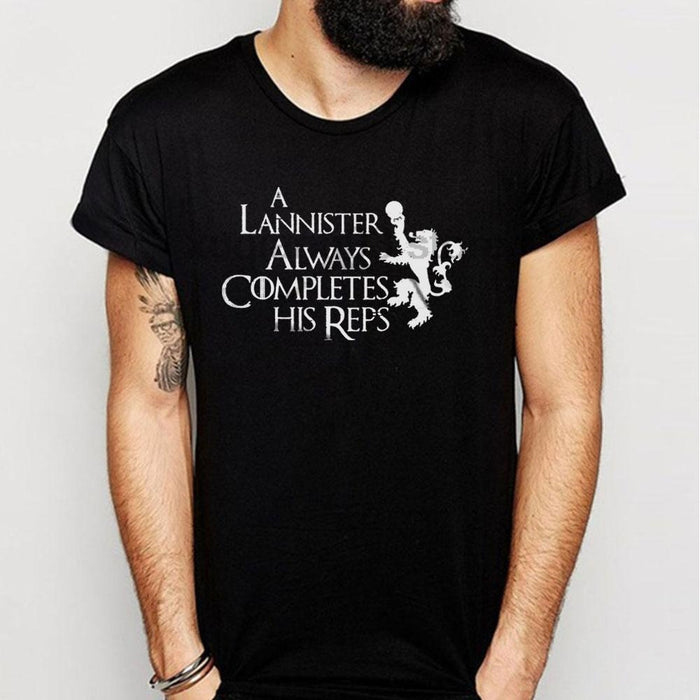 Game Of Thrones Lannister Shirtt Men'S T Shirt