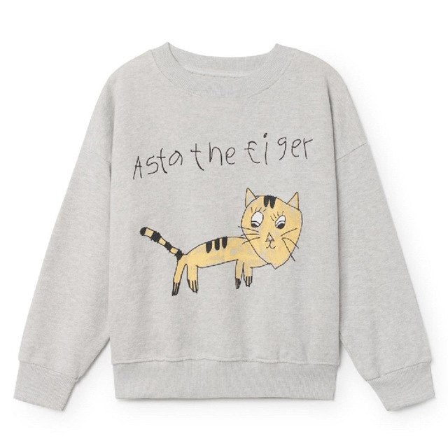 Unisex T-Shirts | Animal Printed Sweatshirts