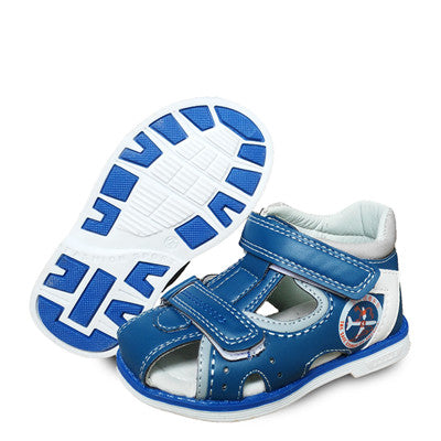Children Sandals KID boy non slip Summer Orthopedic shoes  ,Super quality summer shoes