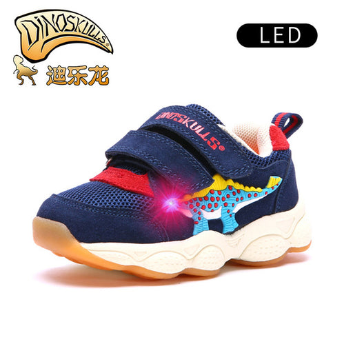Dinoskulls Dinosaur Shoes Baby Casual Sneakers