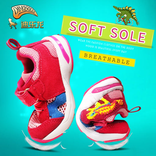 Dinoskulls Dinosaur Shoes Breathable Running Soft Sole Shoes