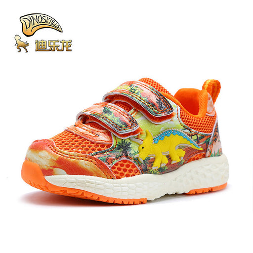 Dinoskulls Dinosaur baby Hollow Mesh Shoes