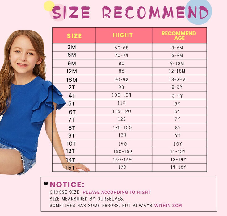 SHEIN Kiddie Stand Collar Color Block Casual Kids T-Shirt Girls Tops