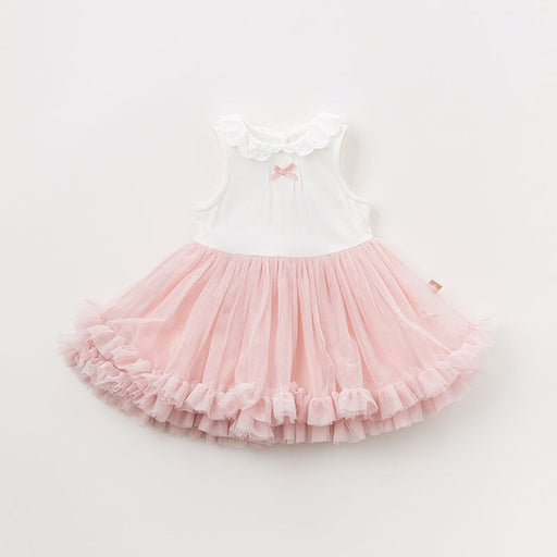 Baby Girls Casuals | Girls A-Line Frilled & Outwear Party Dress Set