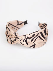 Twist headband | Abstract line