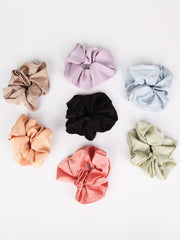 Hair Scrunchie | Satin | Large