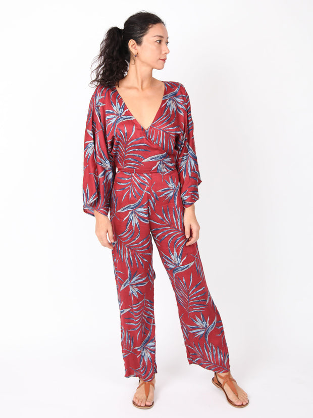 Jacy crop jumpsuits