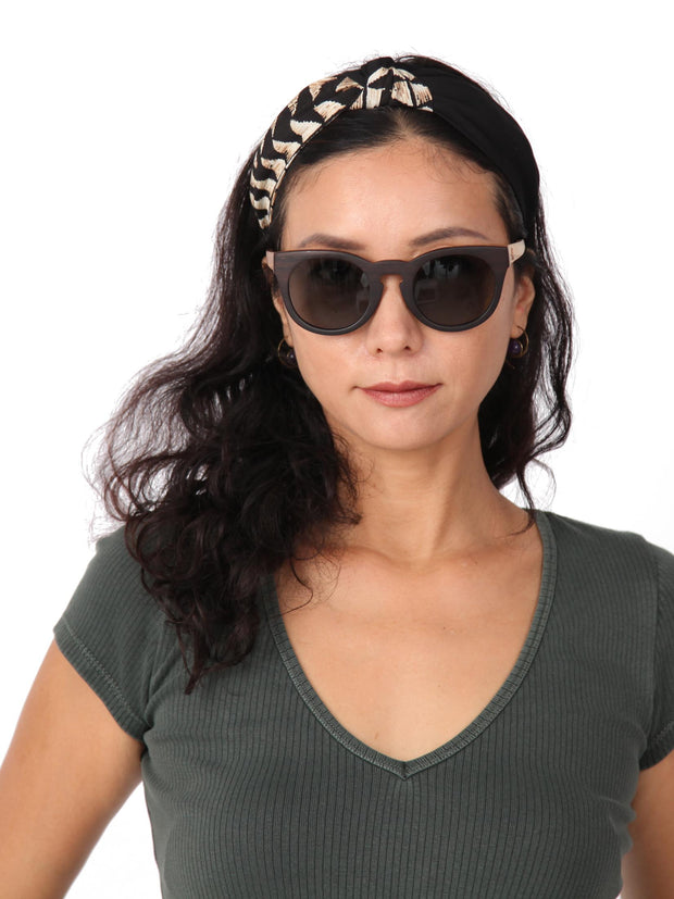 Afton Wood Sunglasses