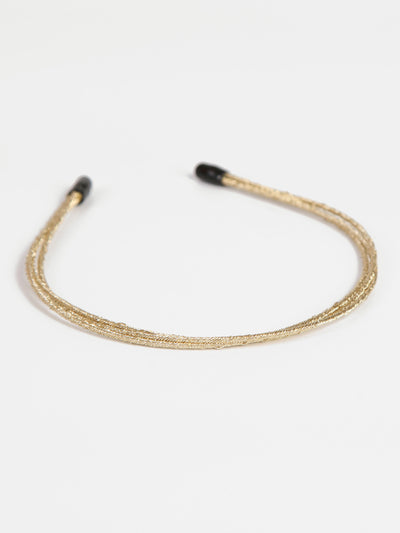 Headbands -Skinny three strands