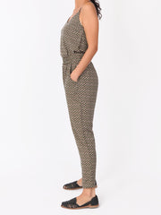 Aamaal Tapered pants | Arabesque print