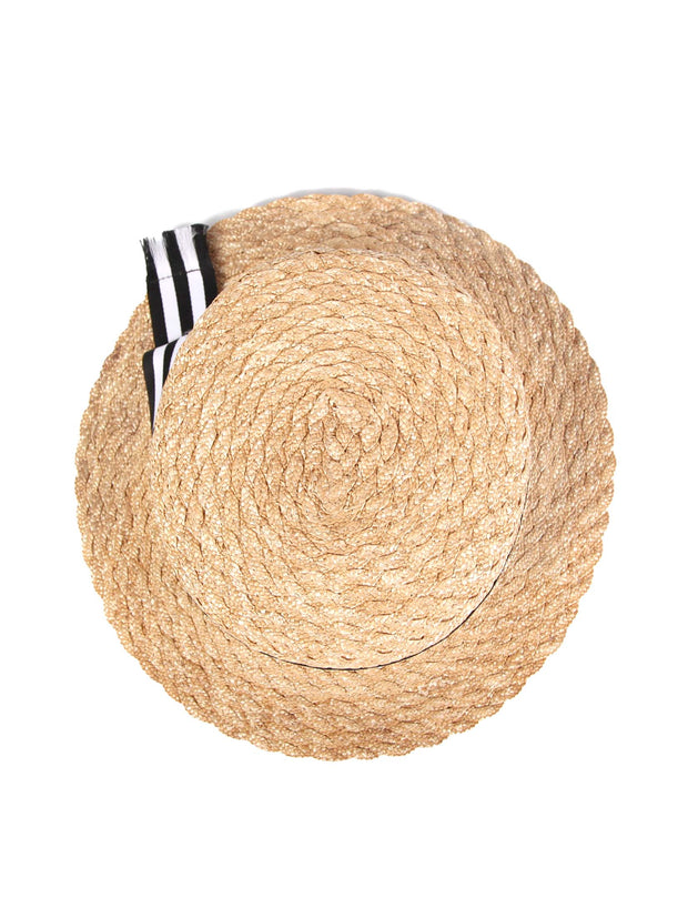 Wande Boater | Wheat straw