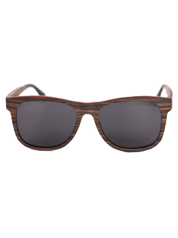 Astra | Wood Sunglasses