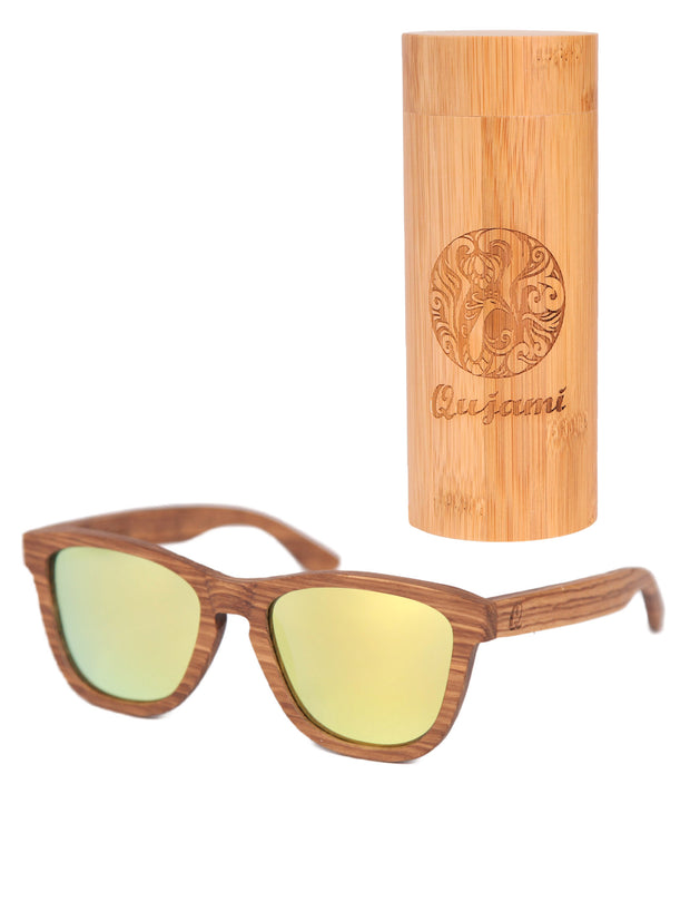 Ambar Wood Sunglasses