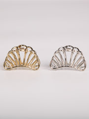 Metal hair clips - Shell B
