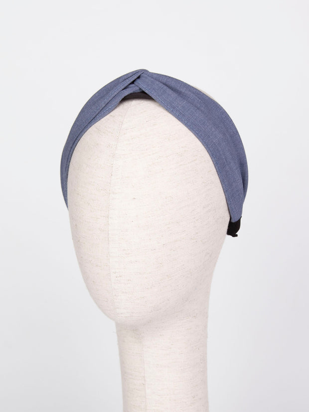 Twist headband | Bi color