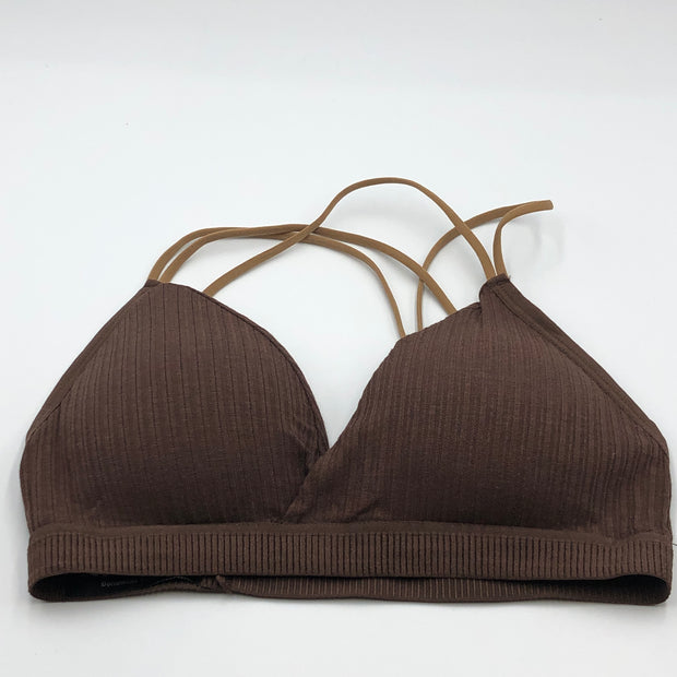 BRA TOP LIB COTTON