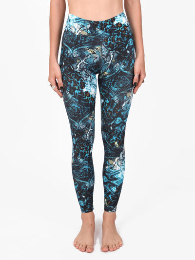 Shape of Water | Leggings