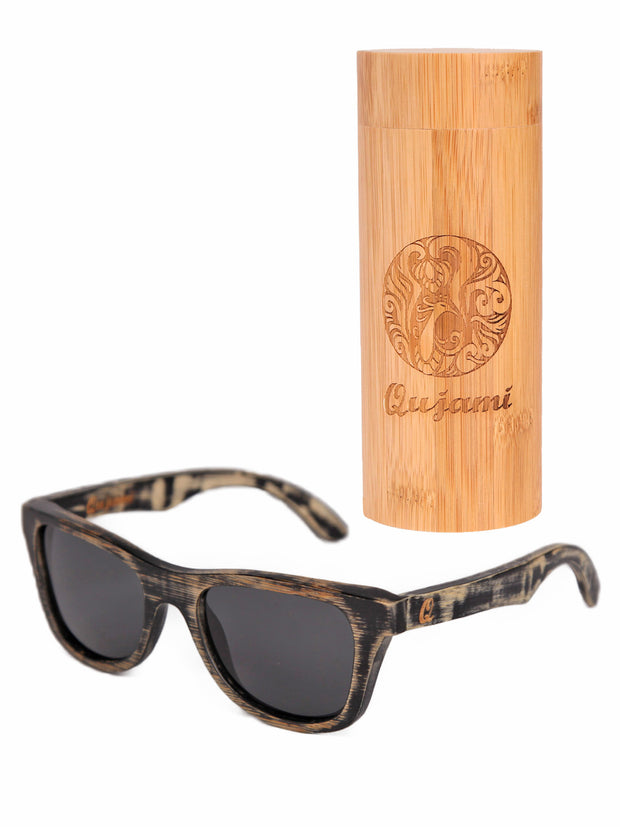 Trinity | Wood sunglasses