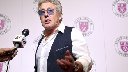 The Times News Article: Rowdy gigs have left me deaf, says The Who's Roger Daltrey