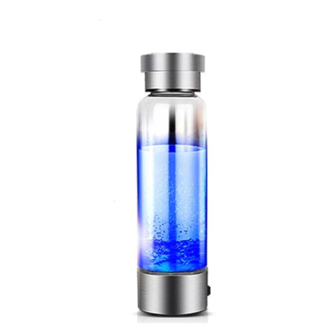 Hydrogen Water Bottle Ionizer for CHARITY
