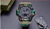 Shield™- Camouflage Army Electronic LED Digital Sport Watches