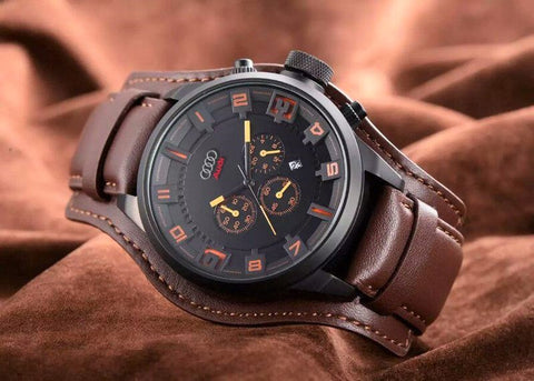 Audi-Flying 2019 Men Watch