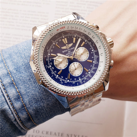 [Limited Stock] Bre!tl!ng For Bentley_Gash Watch