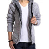 The Merad -Super Warm Hooded Cardigan For Men