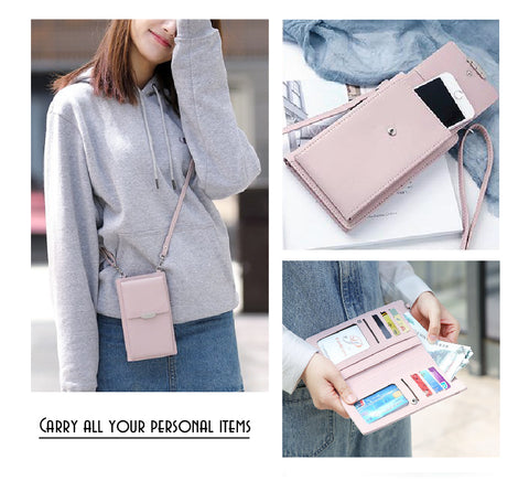 Copy of Nicety CS™ : All in one Crossbody Phone Bag