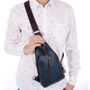 Denjo  travel bag high quality vintage leather man