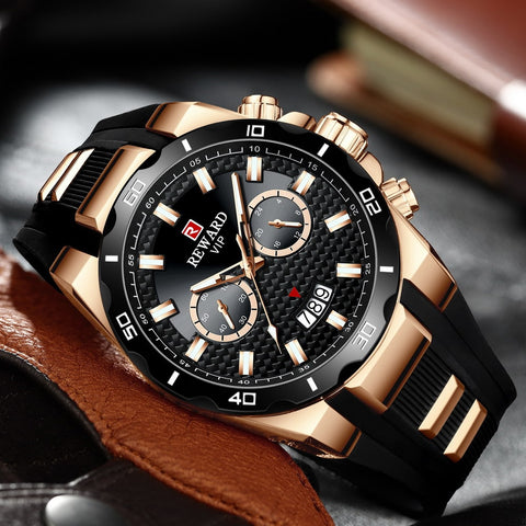 2020 Men Fashion Quartz Watches