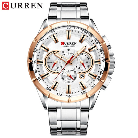 Curnor Waterproof Chronograph Military Watches