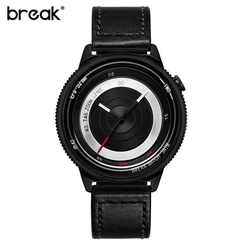 Bokeh - Unisex Creative Water-resistant Quartz Wristwatches