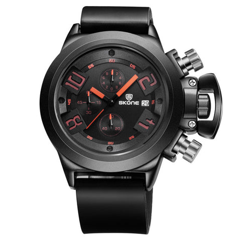 The Chrono - Military Quartz Watches