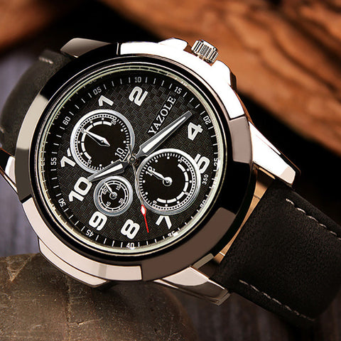Timex - Luxury Quartz Wristwatch